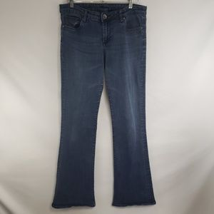 Kut from the Kloth Jeans - Kut From The Kloth Medium Wash Flare Jeans